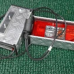 HeckPack Komplett Belysning -13 polig med Lyktskydd