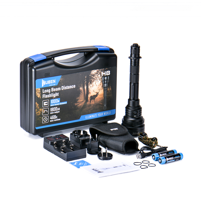 Wuben H8 Standard kit
