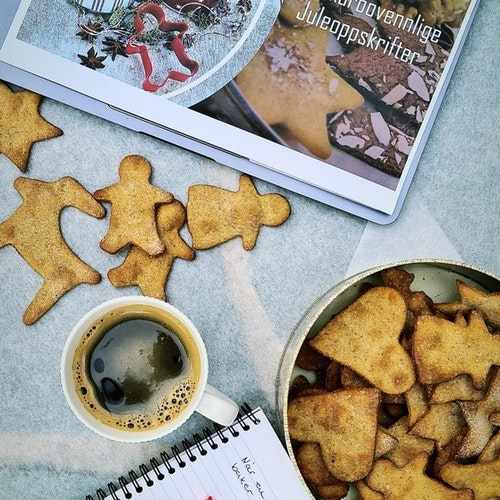 Mine beste lavkarbovennlige Juleoppskrifter