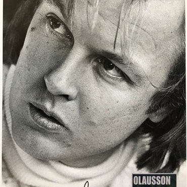 Poster Ronnie Peterson - 40 x 60 cm - Berwaldhallen 2019