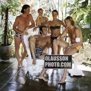 Paradiset - Brasilien-semester '74 - Ron, Hill, Pace & girls, beställ