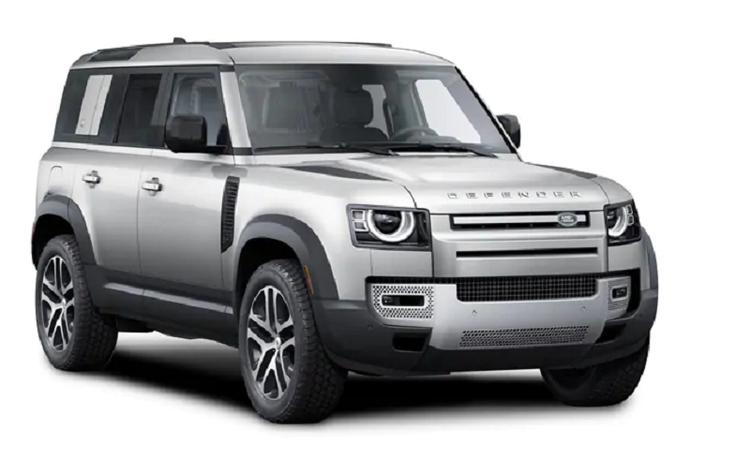 Auto raamfolie voor de Land Rover Defender Suv 5-d