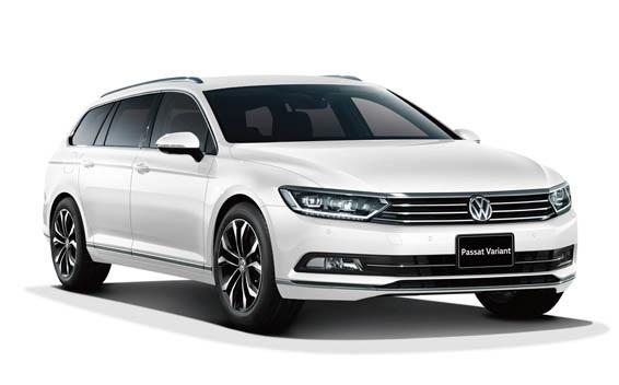 Auto raamfolie voor VW Passat Variant.