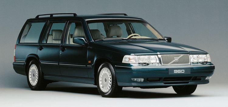 Auto raamfolie voor de Volvo 965.