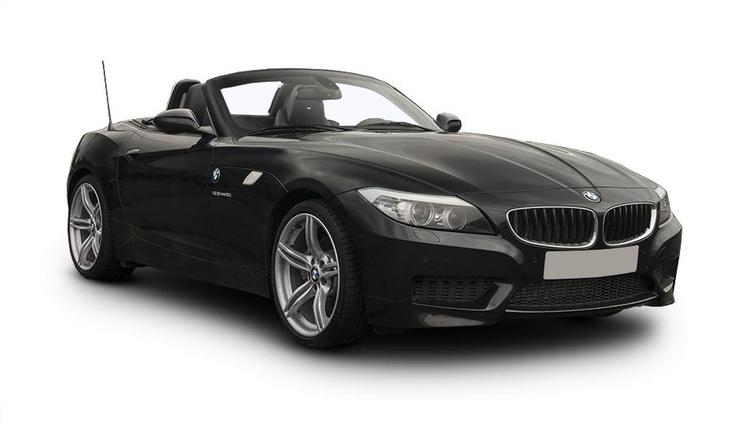 Auto raamfolie voor de BMW Z4.