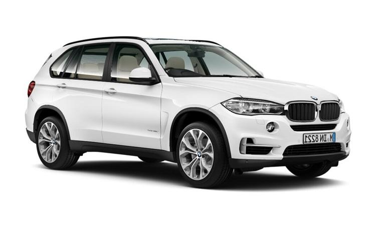 Auto raamfolie voor de BMW X5.