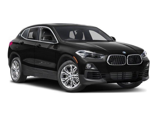 Auto raamfolie voor de BMW X2.