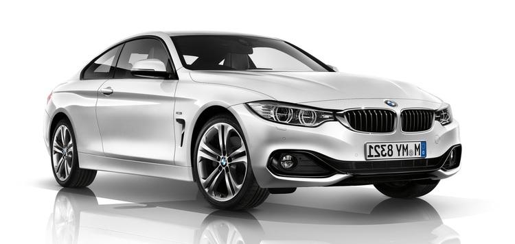 Auto raamfolie voor de BMW 3-serie coupé.