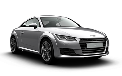 Auto raamfolie voor de Audi TT.