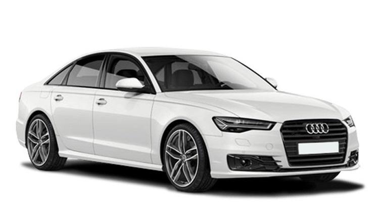 Auto raamfolie voor de Audi A6 sedan.