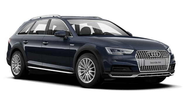 Auto raamfolie voor de Audi A4 Allroad.