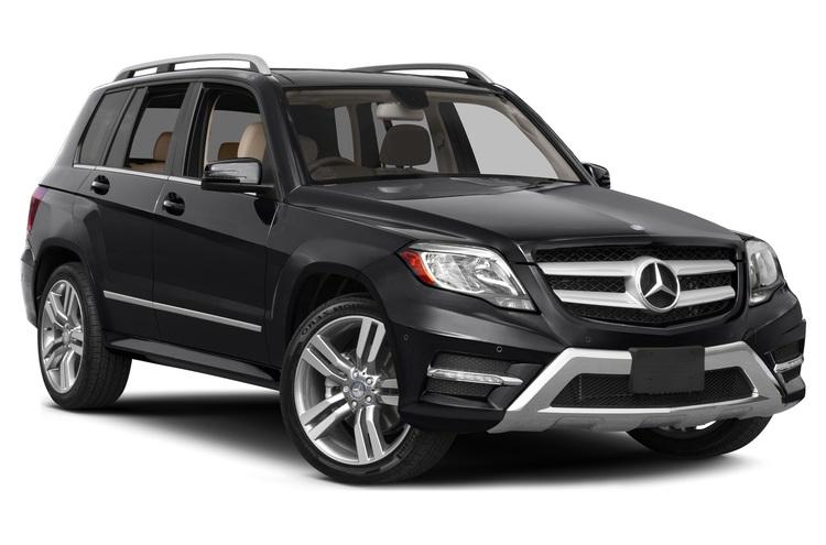 Auto raamfolie voor de Mercedes GLK.