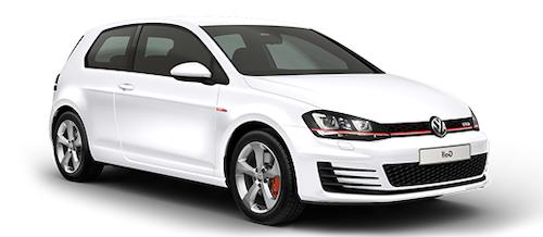 Volkswagen Golf 3-d