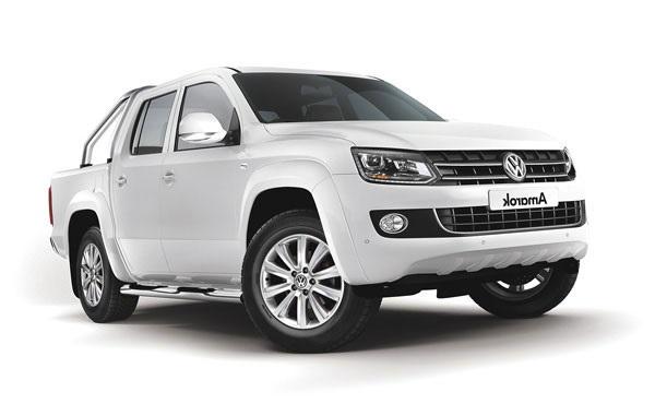 Auto raamfolie voor de Volkswagen Amarok.