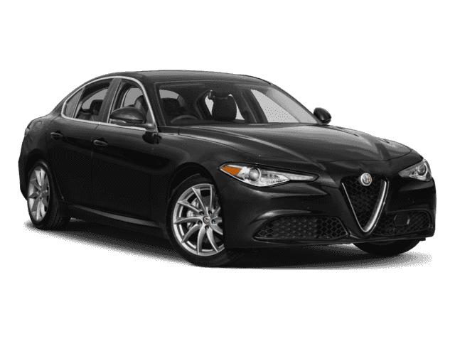 Auto raamfolie voor de Alfa Romeo Giulia.