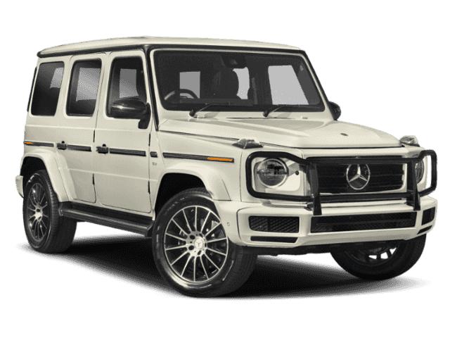 Auto raamfolie voor de Mercedes G-Klasse.