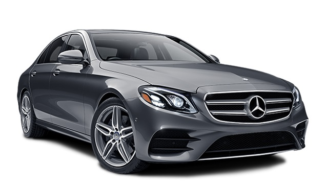 Auto raamfolie voor de Mercedes E-Klasse sedan.