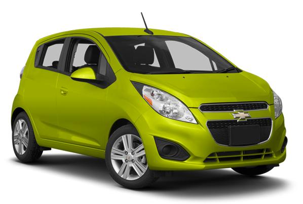 Auto raamfolie voor de Chevrolet Spark
