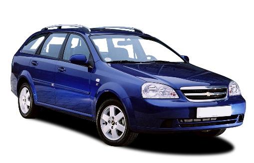 Auto raamfolie voor de Daewoo Nubira.