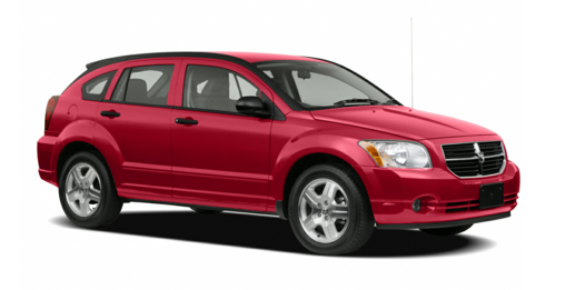 Auto raamfolie voor de Dodge Caliber.