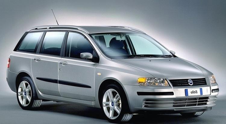 Auto raamfolie voor de Fiat Stilo combi.