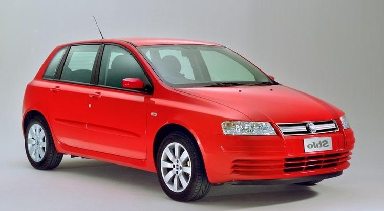 Auto raamfolie voor de Fiat Stilo 5-deurs.
