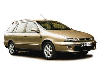Auto raamfolie voor de Fiat Marea