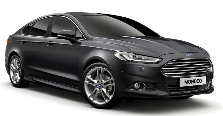 Auto raamfolie voor de Ford Mondeo hatchback