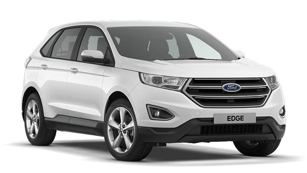 Auto raamfolie voor de Ford Edge