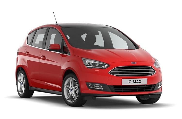 Auto raamfolie voor de Ford C-Max