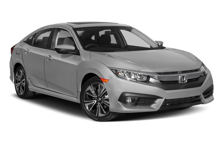 Auto raamfolie voor de Honda Civic sedan