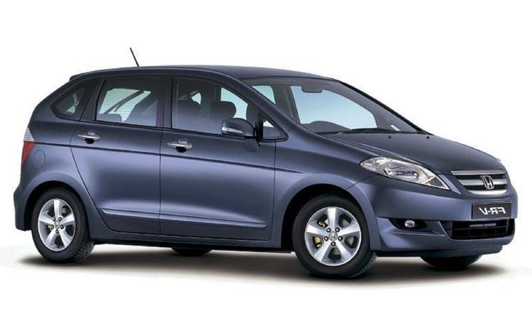 Auto raamfolie voor de Honda FRV