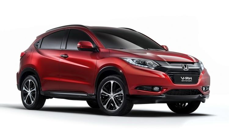 Auto raamfolie voor de Honda HRV