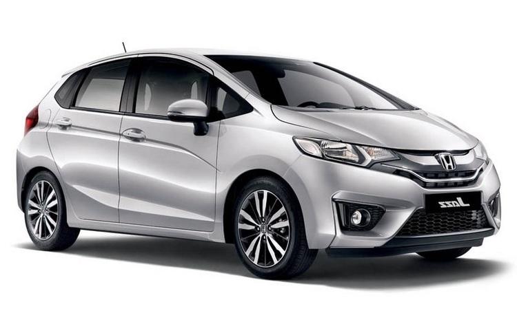 Auto raamfolie voor de Honda Jazz
