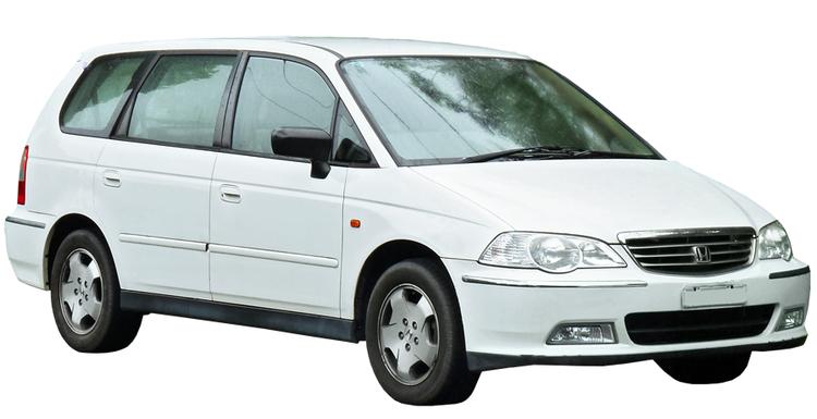Auto raamfolie voor de Honda Shuttle
