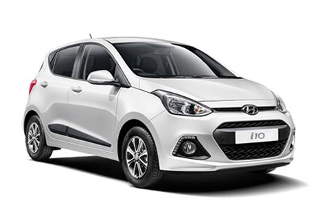 Auto raamfolie voor de Hyundai i10