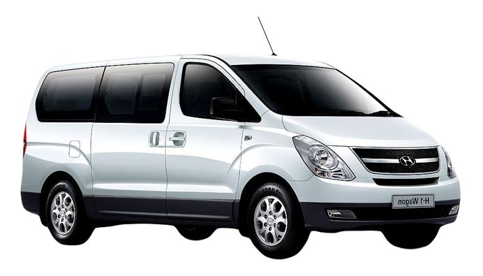 Auto raamfolie voor de Hyundai H1