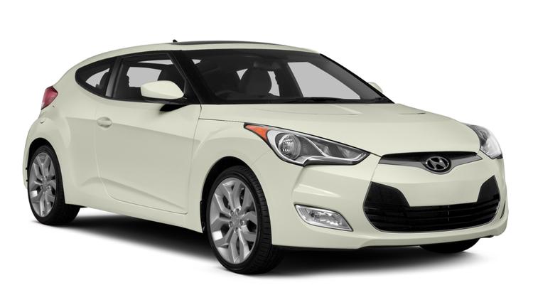Auto raamfolie voor de Hyundai Veloster
