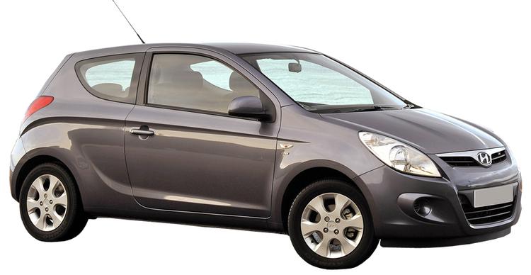 Auto raamfolie voor de Hyundai Getz 3-deurs