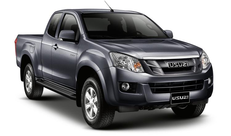 Auto raamfolie voor de Isuzu Extended Cab