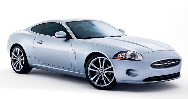 Auto raamfolie voor de Jaguar XK