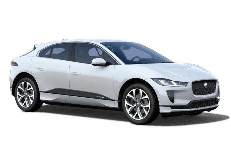 Auto raamfolie voor de Jaguar I-Pace