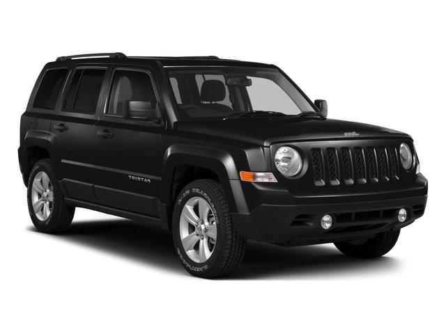 Auto raamfolie voor de Jeep Patriot