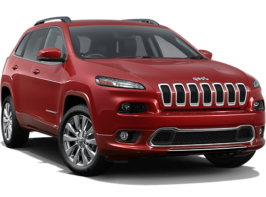 Auto raamfolie voor de Jeep Cherokee