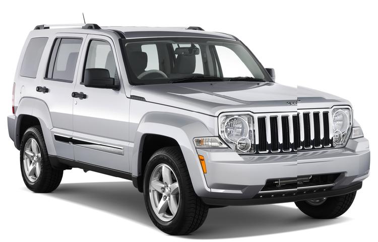 Auto raamfolie voor de Jeep Liberty