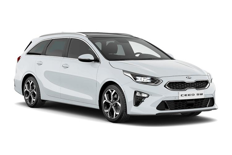 Auto raamfolie voor de Kia Ceed Sportswagon
