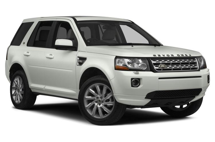 Auto raamfolie voor de Land Rover Freelander