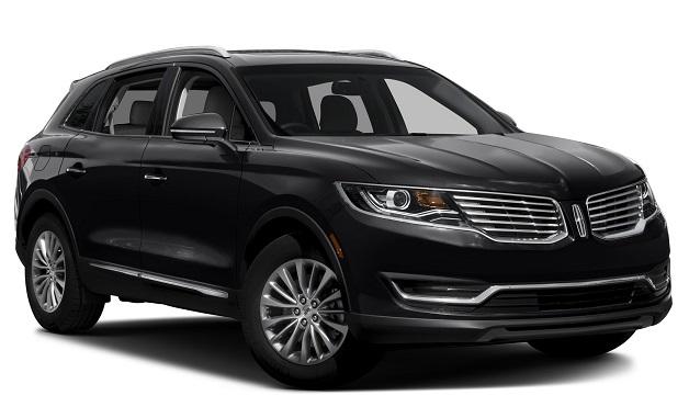Auto raamfolie voor de Lincoln MKX