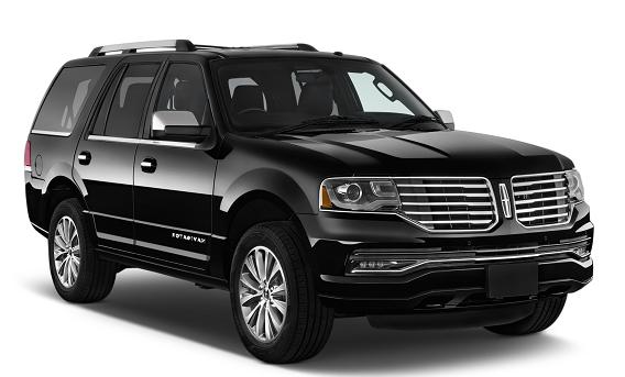 Auto raamfolie voor de Lincoln Navigator