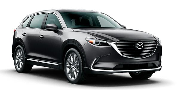 Auto raamfolie voor de Mazda CX-9